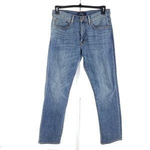Lucky Men Jeans Slight Distress Medium Wash